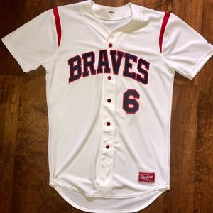 Atlanta Braves Jersey #6